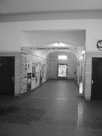 Tunnel-Bestand web